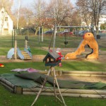 Spielplatz Krippe