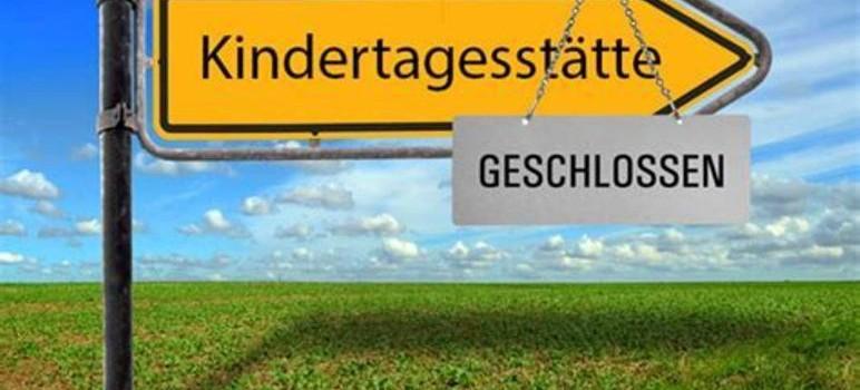 Ab 17. März Schließung des Kindergartens - Notfallbetreuung ist gewährleistet. Od 17 marca przedszkole jest zamkniete- opieka bedzie zapewniona tylko w szczegolnych przypadkach.