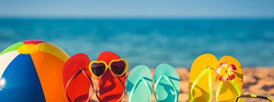 Wir wünschen allen Kindern, Eltern eine schöne Urlaubszeit